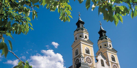 The cathedral of Brixen/Bressanone | Granpanorama Hotel StephansHof ****